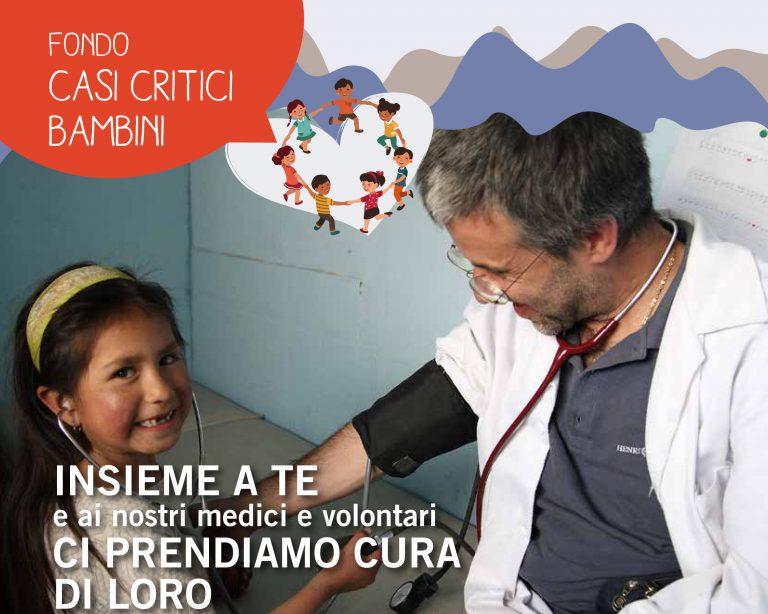 Campagna Apurimac - Fondo Casi Critici Bambini