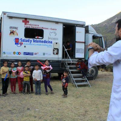 Campagne sanitarie in Perù - Apurimac onlus