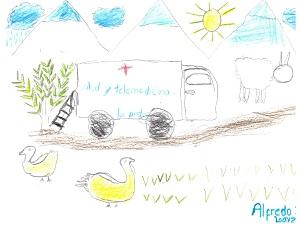 Apurimac - Disegno 1 Festa della Mamma