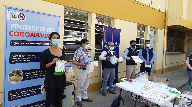 Apurimac ETS - Iniziativa Lascia intatta la solidarietà
