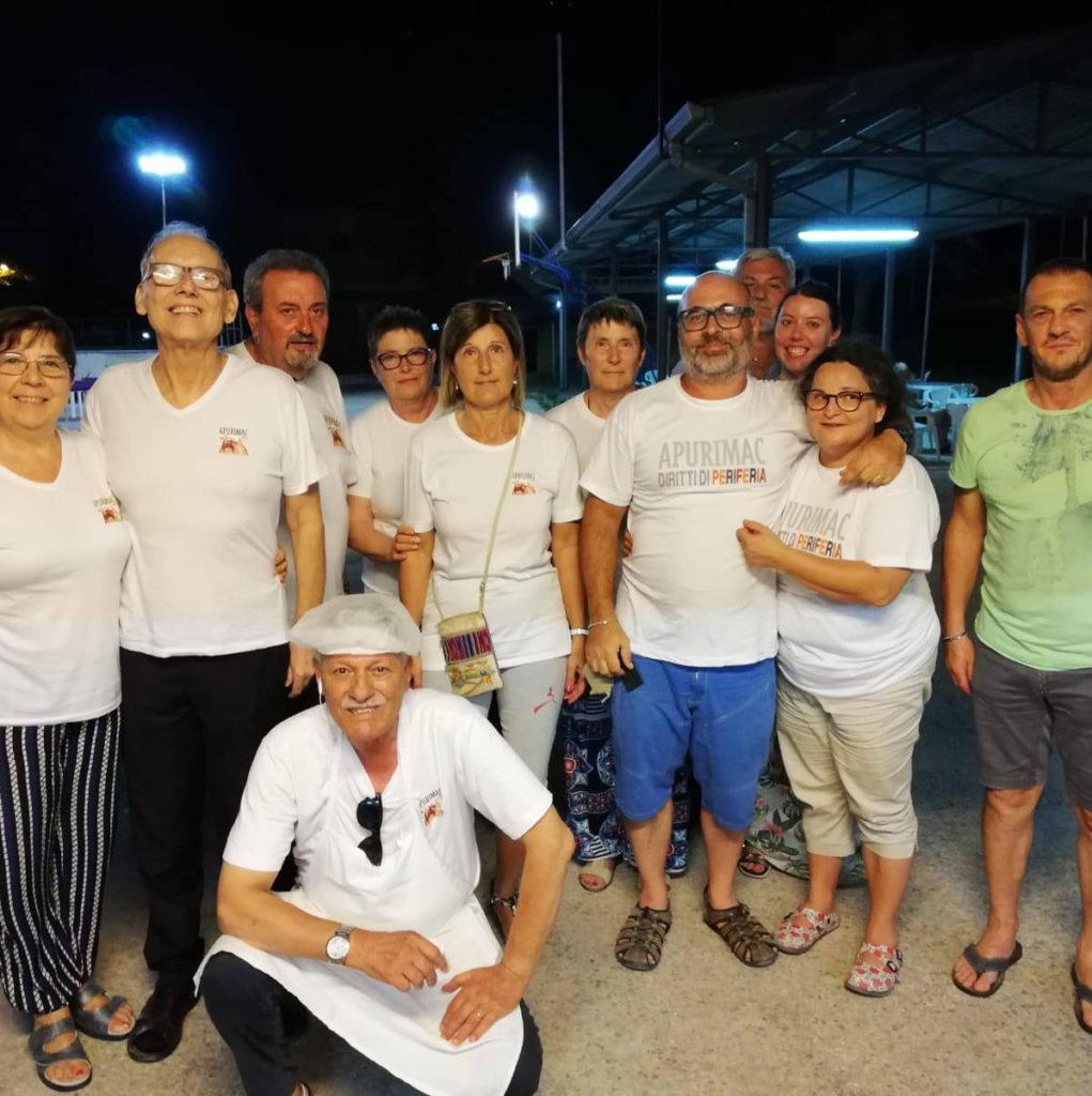 Apurimac ETS - Volontari_Latina