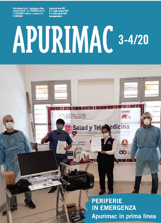 Apurimac_Bimestrale_3_4_2020 Pubblicazione