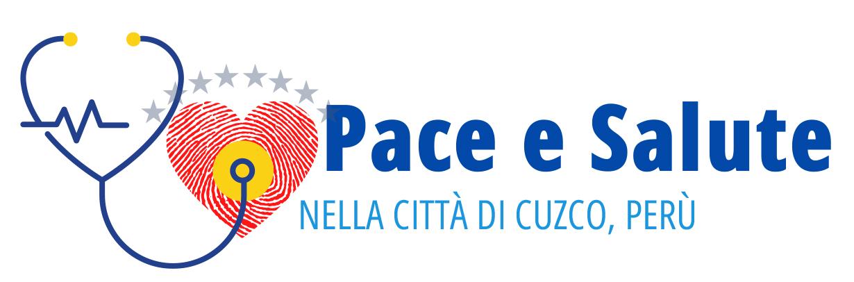 Apurimac ETS - Logo Pace e salute
